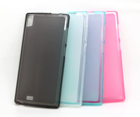 High Quality Anti-slid Soft Plastic TPU Gel Skin Protector Case Cover For BLU Vivo IV D970L Vivo 4 D970