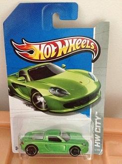 колеса зеленый carrera gt автомобилей сплава