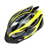 Free shipping one piece riding helmet bicycle helmet with inner skeleton / sci-fi design streamlined helmet loose 21cm wide