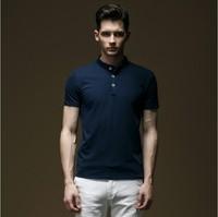 Summer dress 2014 NEW!!! fashion brand polo men shirt