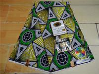 free shipping!!Ghana style!100%cotton! Wholesale African fabric super wax hollandais DSC07206