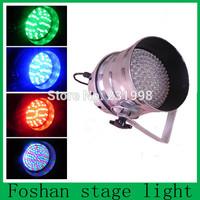 Free shipping projector laser dj lighting,led lighting par kit,led flat par can light