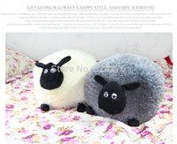 Free shipping 40cm Super cute Shaun the Sheep plush lamb doll stuffed & plush animals best birthday gift for kid.