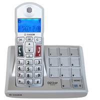Fashion old phone luminous digital caller id cordless phone doesthis