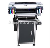 A2 size 8 colors UV LED flatbed digital printer/Phone case printer/DX5 printhead
