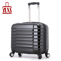 Computer trolley luggage aircraft wheel password box commercial luggage box officeholder box