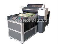 A1 size 8 colors UV LED flatbed digital printer/Phone case printer/DX5 printhead
