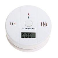 2014 New Arrival LCD CO Carbon Monoxide Detectors For Sale/Poisoning Smoke Gas Sensor Warning Alarm Tester Detector