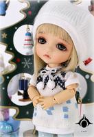 Bjd 1/8 Doll Lati Doll Special Ver. Lea Tanned Skin Bjd Doll Free Eyes Free Shipping