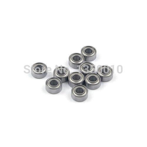 Шариковый подшипник с глубоким жёлобом 10 MR95ZZ 5 x 9 x 3 шариковый подшипник с глубоким жёлобом 10 x 604 zz 4 x 12 x 4 604zz ball bearing