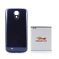 New Arrival In Stock Blue Extended Replacement 5200mAh Battery For Samsung Galaxy S4 SIV i9500 i9505 free shipping