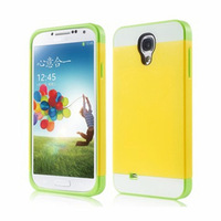 2014 Hot New Arrival Newly Newly Hybrid Impact Hard Case Cover for Samsung Galaxy S4 mini i9190 D  Freeshipping&wholesale