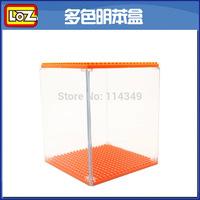 LOZ  fine diamond particles are the building blocks of small display box gift box show