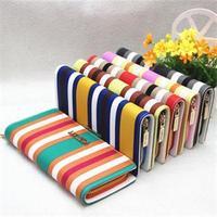 2014 New Fashion Small Women Purse/Delicate Zipper Women Wallet/Rainbow Color Mini Bags for Women