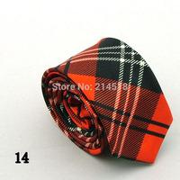 red colors mens slim silk tie 145x5cm width best sellers