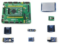 Open207I-C Package A # STM32 STM32F207IET6 STM32F207 ARM Cortex M3 Development Board + 8 Modules