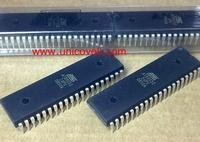 Free shipping   AT89S52-24PU   AT89S52-24PC/PI    100%NEW     10PCS/LOT      8-bit Microcontroller