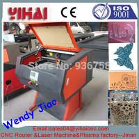 CO2 500*300mm 5030 desktop mini laser cutting machine 5030