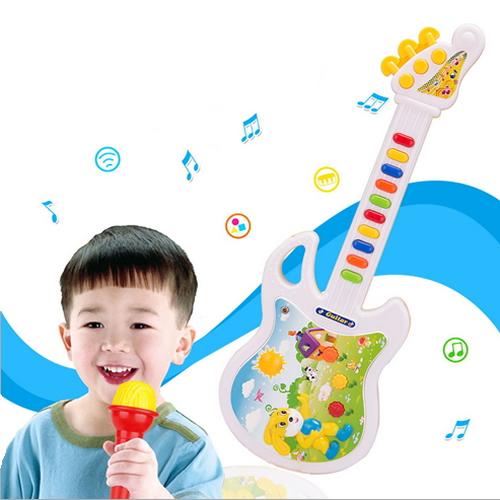 Детский музыкальный инструмент Funtoy ELC WJ-YZ006Y elc мышиный домик чайник серия счастливая страна