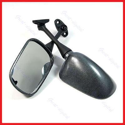 B39free доставка карбон зеркала для Honda CBR600RR цб рф 600 RR 03 - 08 1000RR 04 - 07 2004 2005 2006