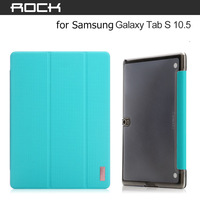 Rock Elegant Leather Case Cover with Sleep function for Samsung Galaxy Tab S 10.5 T800 T805