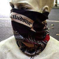 Motorcycle wigs bicycle bandanas face mask motorcycle bandanas variety magic bandanas outdoor magicaf scarf
