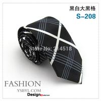 2015 new slim necktie  necktie stripe dotted slim necktie shipping free