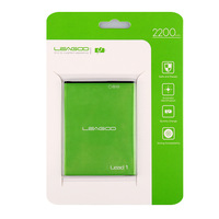SG POST Original Mobile Phone Battery 2200mAh For Leagoo lead 1 Smartphone Cell Phones