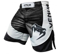 VENUM AMAZONIA 3.0 FIGHTSHORTS - BLACK QUALITY COMBAT BOXING MMA TRAINING
