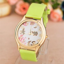 Free shipping! Concise lady adorn quartz watch, Trendy dew casual women dress watches, Fashion jewelry