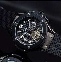 Hot ! 2014 JARGAR luminous dress watch, men sports fashion mechanical watch,calendar/week casual watch