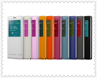 DHL Free Shipping original design s view case for samsung Note 3 N9000