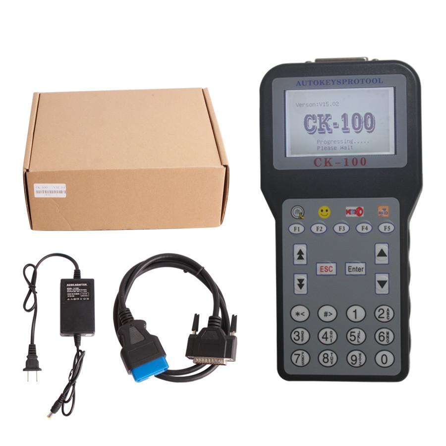 2013 Newly CK-100 Auto key programmer v99.99 PS SBB key programmer CK100 key programmer VS SBB Free shiping(China (Mainland))