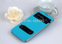 fashion original dual s view case for samsung Note 2 N7100,DHL free 200pcs