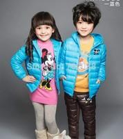 children outerwear Girls/boys coats for winter jackets for girls winter down jacket