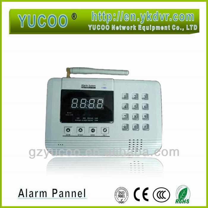 Popular Wireless Fire Alarm Control Panel-Buy Cheap Wireless Fire ...