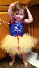 Snow White Baby Tutu