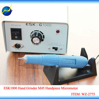 New Electric Dental Lab, Jewellery, Hobby, Podology and Nail File Handpiece Micromotor 45K RPM Unit US