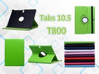 High Quality Flip Stand Phone Tablet Leather Case for Samsung Galaxy Tabs Tab S 10.5 T800