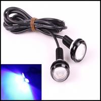 10pcs 3W LED DRL Eagle Eye Car Fog Daytime Reverse Backup Parking Signal Lamp