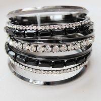 accessories fashion female fashion multi-layer glaze bracelet