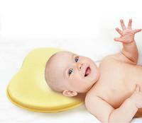 Free shipping Bobkids winnter memory sponge baby pillow orthopedic pillow baby born memory foam pillow  HA 0015