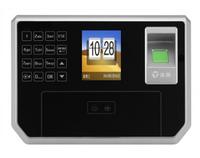 F385 face attendance fingerprint punch card machine facial fingerprint access control one piece usb flash drive