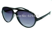 New Vintage CATS 5000 RB 4125 Sunglasses Men Women Brand Designer Fashion UV400 Glass Lens Retro Gafas Lunettes Oculos de sol
