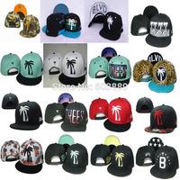 Fashion new brand Blvd supply Snapback street trend coco coconut trees Adjustable Caps Hip Hop Baseball hats for men women caps