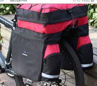 Mountain bike triad carry bag Bike racks package bag