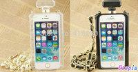 Wholesale mobile phone cases perfume bottle case For apple i Phone iphone5s iphone5 iPhone 5 5s 4 4s Cases 10Pcs/lot Mixed order
