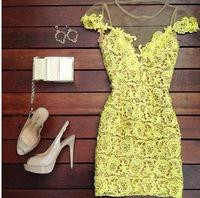 2014 New Fashion Summer White Round Neck Letters vestido informal Dress Robe Desigual Irregular Dress Plus size S-XXL 5035