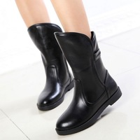Sweet 2014 martin boots female boots platform fashion flat heel boots flatbottomed all-match boots