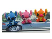 2014 Hot Selling Cartoon Stitch Encounter Enough Capacity 4GB 8GB 16GB 32GB USB Flash Drive 2.0 Memory Stick Car Pen Drive
